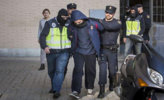 Arrestattion d'un djihadiste marocain en Espagne