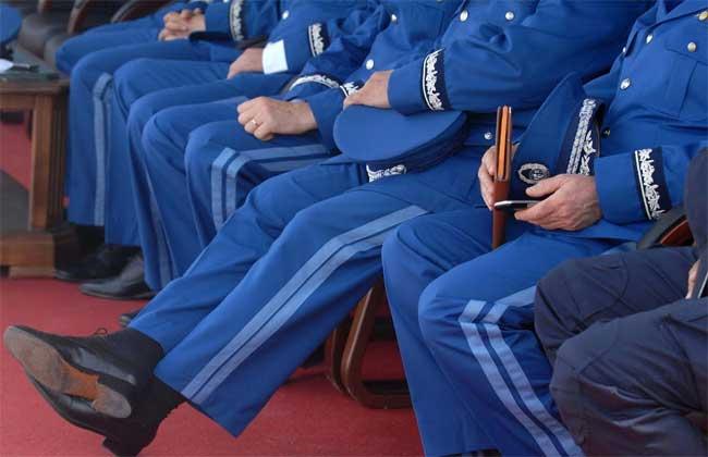Nomination de 10 chefs de sûreté des dix wilayas promues récemment