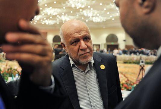 Bijan Zanganeh, le ministre du Pétrole iranien