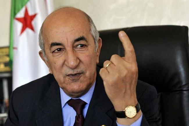"""Tebboune instruit Djezzy, la SAA et la CAAR à mettre un terme à leurs contrats avec """"des firmes de pays hostiles à l'Algérie"""""""