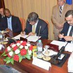 Signature de l'accord entre l'Agence américaine pour le commerce et le développement (USTDA) et Sonelgaz (FB Us Embassy)