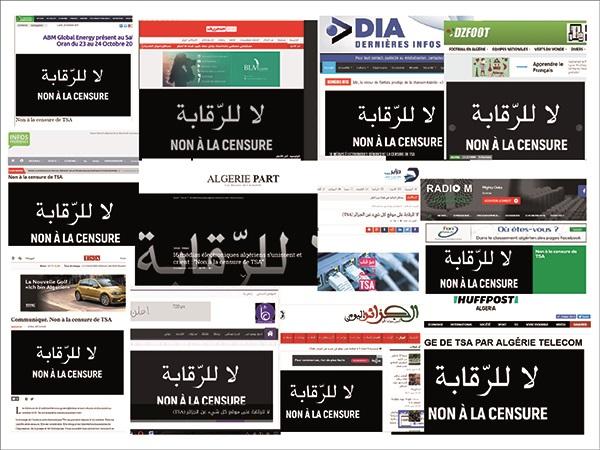 L'ONU préoccupée par la censure des médias électroniques en Algérie