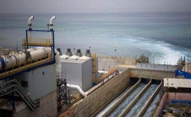 Dessalement d'eau de mer : trois stations seront réalisées prochainement