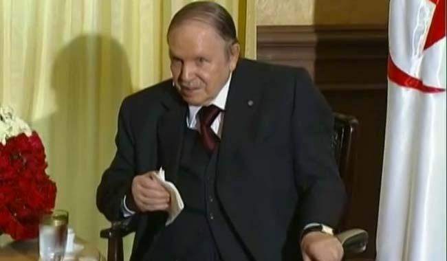 Urgent : l'ENTV annonce le décès de Abdelaziz Bouteflika
