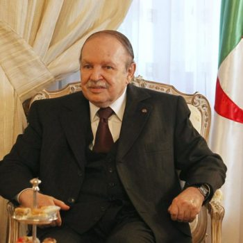 Photo Bouteflika