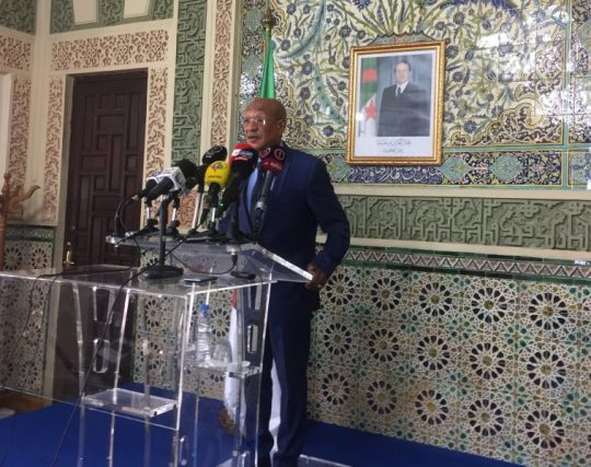 Abdelkader Zoukh Wali d'Alger