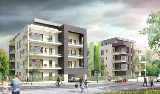 Photo de logements