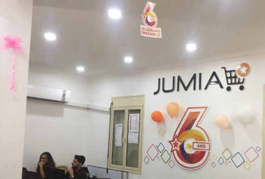 Photo conférence Jumia