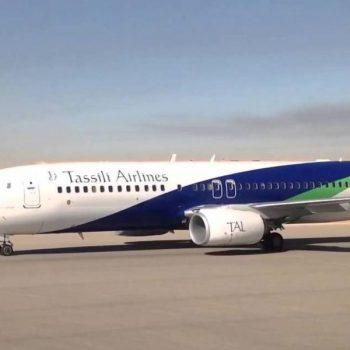 Photo avion Tassili Airlines