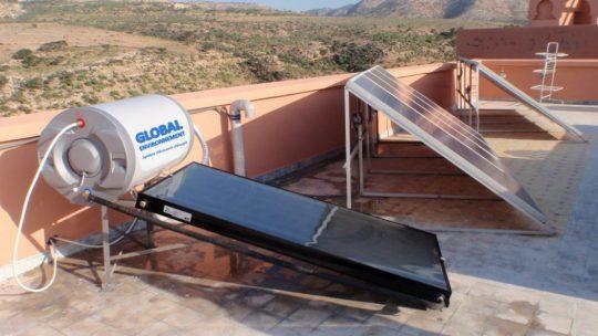 Image chauffe-eau solaire