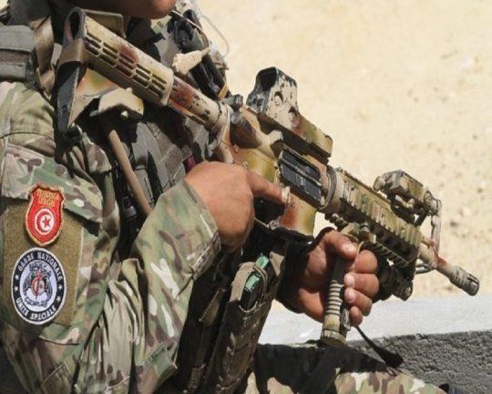 Photo garde nationale tunisienne
