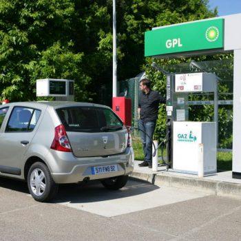 Photo véhicule GPL