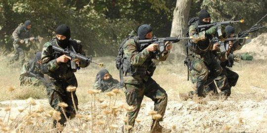 Photo militaires tunisiens