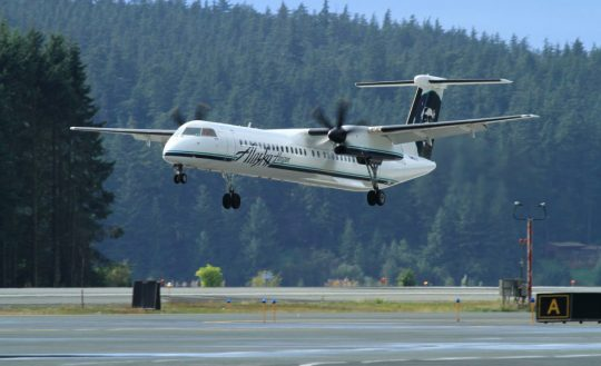 Bombardier Seattle Q400