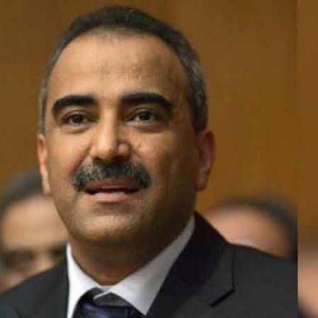 Le ministre tunisien des finances Ridha Chalghoum