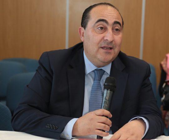 Image Hichem Ben Ahmed secrétaire d'Etat tunisien au commerce