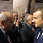 Macron Rebrab Evcon Cevital