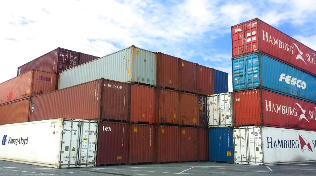 Industrie : les conteneurs «Made in Algeria» sous la loupe de Zeghdar