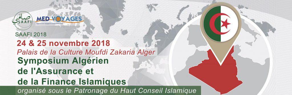 SAAFI 2018 - Symposium Algérien de l'Assurance et de la Finance Islamiques