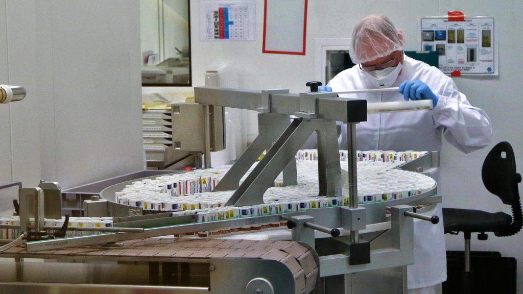 Covid-19 : un groupe d'experts chinois va rendre visite à une unité de production de Saidal