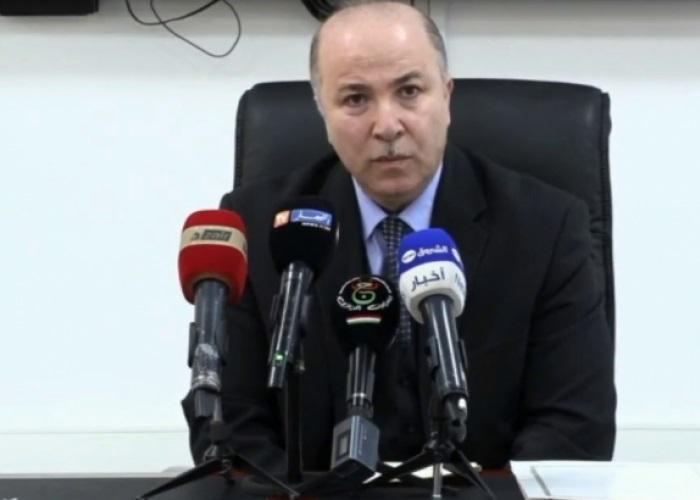 Coopération Algérie-FMI : Benabderrahmane s'entretient avec les responsables du Département des Finances Publiques du Fonds