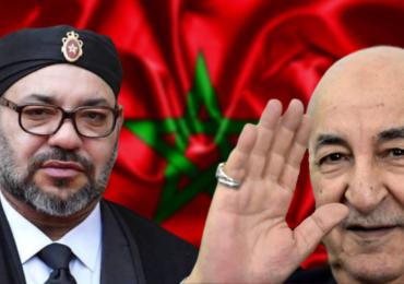 Tebboune décide de fermer l'espace aérien avec le Maroc