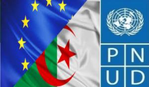 Algérie-UE-PNUD: mise en œuvre du Projet « Réponse solidaire européenne à la Covid-19 en Algérie »