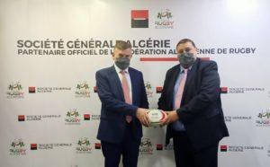Société Générale Algérie annonce le renouvellement de son partenariat avec la Fédération Algérienne de Rugby