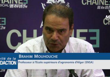 Stress hydrique: l'Algérie doit tirer profit des eaux recyclées (Pr Mouhouche)
