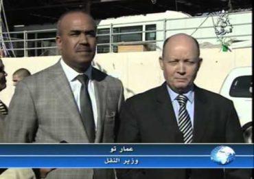 Amar Tou rattrapé par le scandale de l'aéroport de Constantine