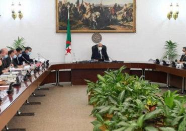 Conseil des ministres : le communiqué intégral