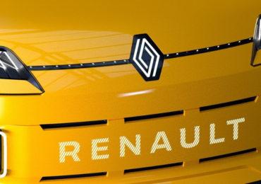 Automobile : Renault arbore un nouveau logo