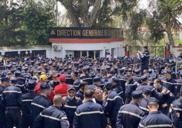 L'Intérieur suspend 230 agents de la protection civile suite à leur mouvement de protestation