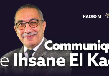 Ihsane El Kadi raconte les conditions de sa détention (communiqué)