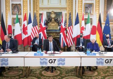 G7 Finances : accord historique sur la taxation des géants du numérique