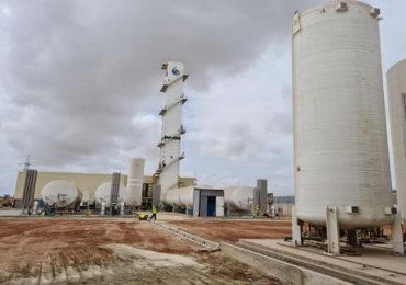 Oran: le complexe de production d'oxygène «Rayan Ox» en service la semaine prochaine