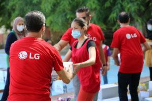 Incendies en Kabylie: LG Algérie au chevet des sinistré
