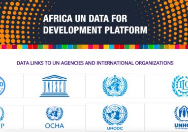 Développement durable : la Plateforme de données des Nations Unies pour l'Afrique est lancée