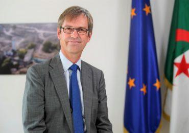 Algérie/UE : le nouvel ambassadeur de Bruxelles rencontre Tebboune et Lamamra