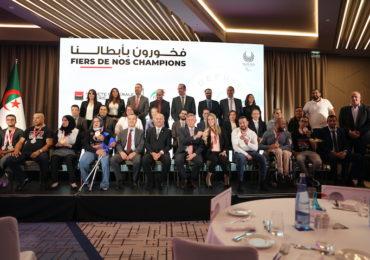 Jeux paralympiques de Tokyo : les athlètes médaillés honorés par Société Générale Algérie