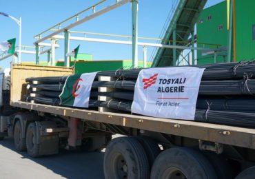 Sidérurgie : Tosyali Algérie est-il en mesure d'exporter un million de tonnes de produits en 2021 ?